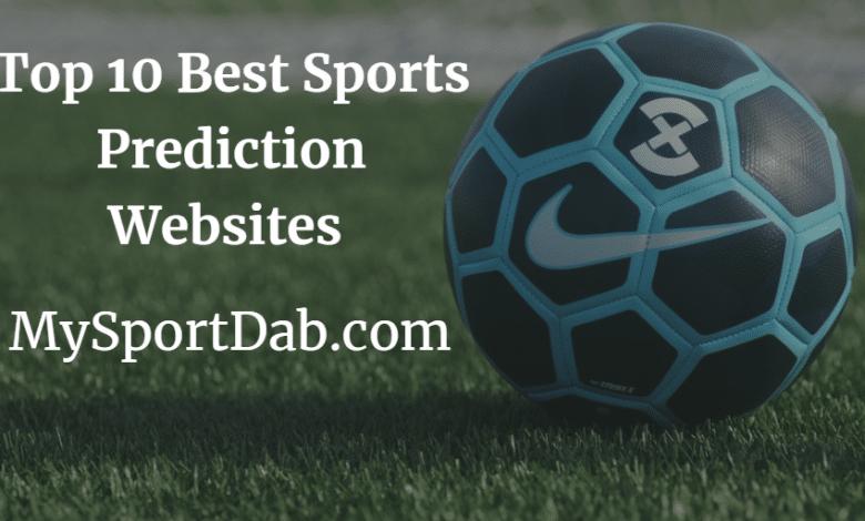 Best Prediction Sites