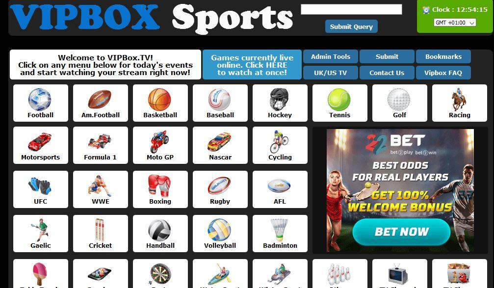 VipBox Sports
