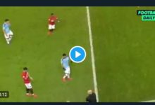 "Photo of WATCH: Man Utd Star Bruno Fernandes Tells Pep Guardiola To ""Shut Up"" In Manchester Derby (Video)"