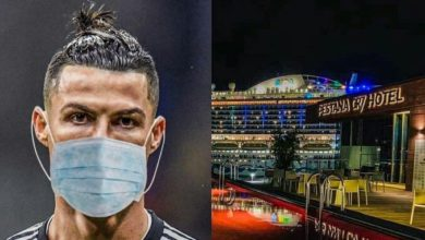 Photo of Wow! Cristiano Ronaldo Converts His Five-Star Hotels In Portugal To Hospitals For CoronaVirus Aid (Photos)