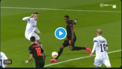 Photo of Ighalo's Goal Against LASK Wins Man United 'GOAL OF THE MONTH' Award