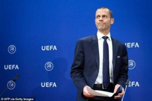 UEFApresident