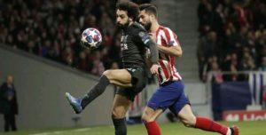 Mo Salah Barcelona