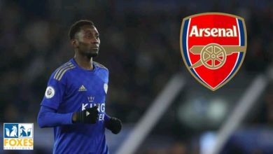 Photo of Leicester City's Wilfred Ndidi Advised To Reject Moving To Arsenal