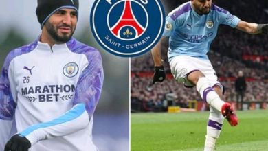 Photo of Man City Will Only Let Riyad Mahrez Join PSG For £80M And Nothing Less