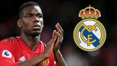 Photo of End Of Pogba And Man United Saga? Raiola Hints At Real Madrid Move This Summer