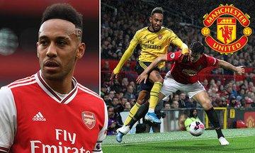 Photo of Shock! Manchester United Prepare £50m Bid For Arsenal Striker Pierre-Emerick Aubameyang