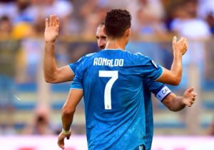 Ronaldo Man United Move