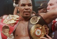 "Photo of 'I Would Lose A Real Fight': Mike Tyson Accepts Defeat To Muhammad Ali As ""Greatest Boxer Of All-Time"""