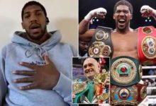 Photo of 'If You Can Be No 1, Come Fight Me': Anthony Joshua WARNS!