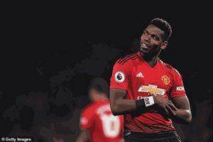 Pogba Man United