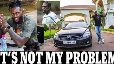 "Photo of ""I DON'T Donate': Ex Arsenal Striker Emmanuel Adebayor REFUSES To Help Fight CoronaVirus!"