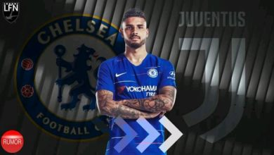 Photo of Juventus And Inter Milan Steps Closer To Sealing A Move For Chelsea's Defender Emerson (See Details)