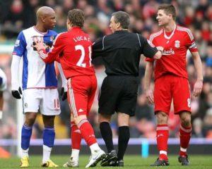Gerrard Diouf Anfield