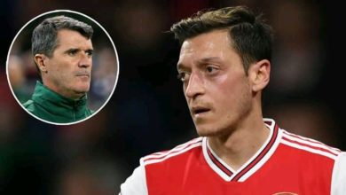 Photo of 'I Wont Accept Pay Cut If It Was Me' – Roy Keane Backs Ozil Refusal To Accept Pay Cut Issued By Arsenal
