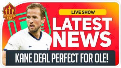 Photo of Tottenham Reveal Shock Harry Kane Asking Price Amid Manchester United Links!