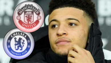Photo of Man United Target Jadon Sancho £100M Move In Big 'JEOPARDY' (See Reason Why)