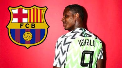 Photo of Odion Ighalo Could Earn A 'BIG MONEY MOVE' To Barcelona If Man United Fails To Sign Him (See Details)