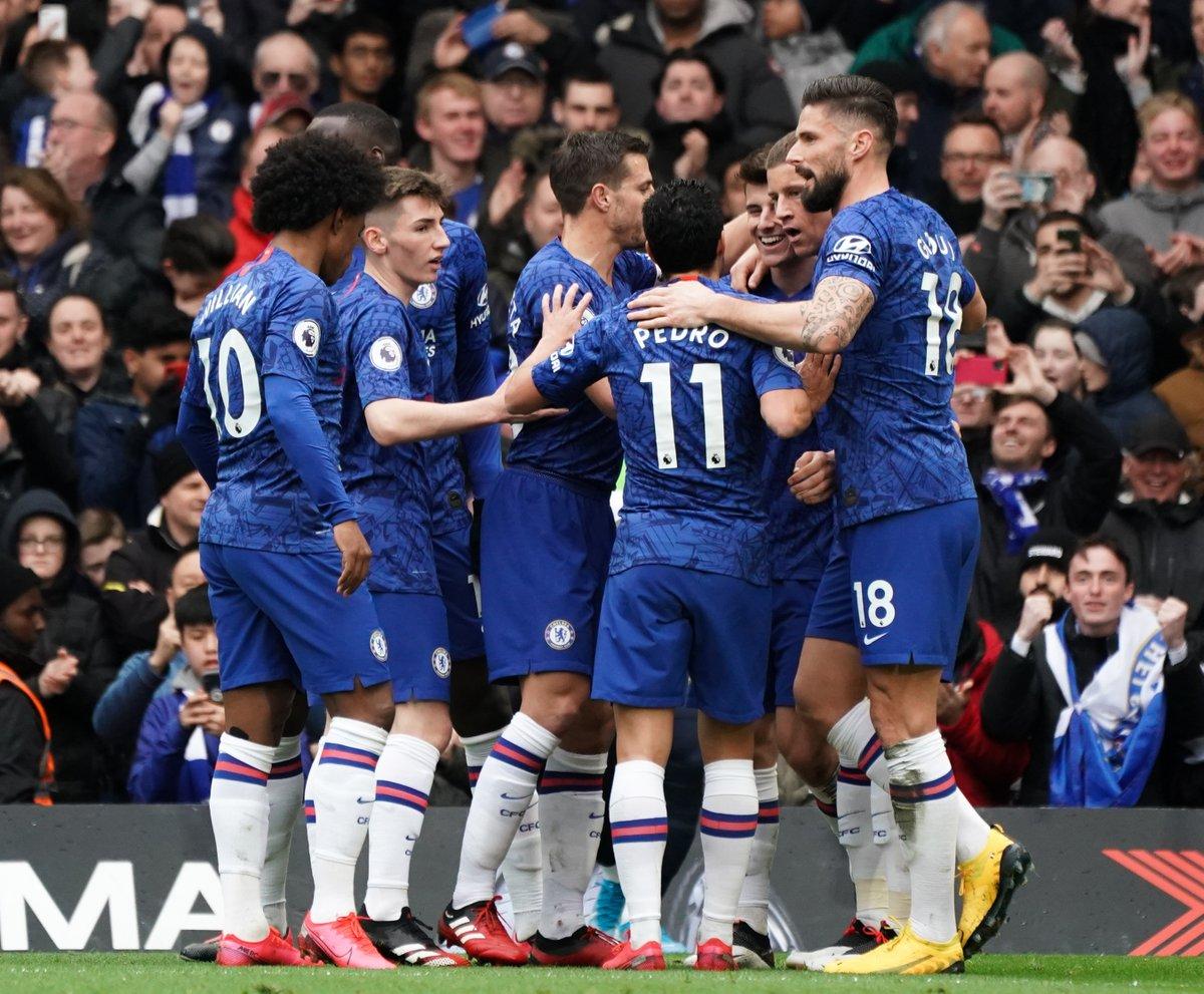 Chelsea Players Set To Agree Pay Cut Due To Coronavirus Crisis - MySportDab