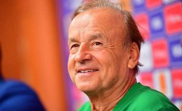 Photo of Nigeria Coach Gernot Rohr Confirms New Contract Offer From NFF