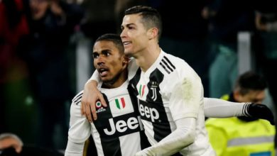 "Photo of ""Cristiano Ronaldo is NOT Juventus Best Player"" – Douglas Costa"