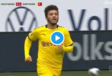 Photo of GOALLL Hakimi Scores, Jadon Sancho 16th Assist This Season Dortmund 2-0 (VIDEO)
