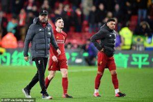 Liverpool Man United