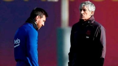 Photo of 'Barcelona And Messi Will Always Be Tied Up Until His Retirement' – Setien Dismiss Transfer Rumors