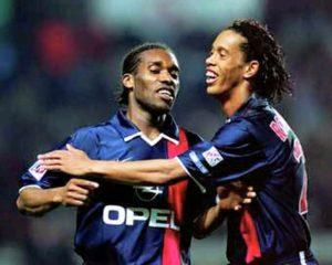 Okocha Ronaldinho