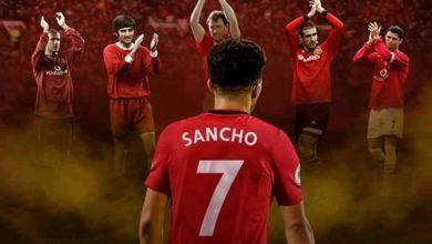 Photo of 'Man United Should Give Him No.7' – Ferdinand Tips Sancho To Follow Ronaldo & Beckham Footstep