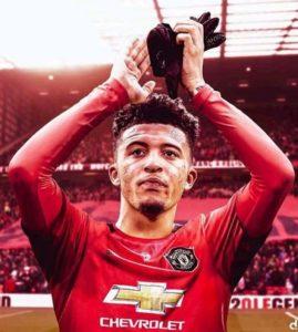 Sancho Man United