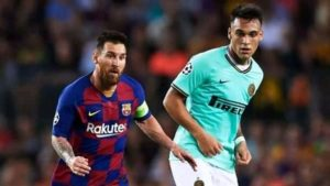 Martinez Messi