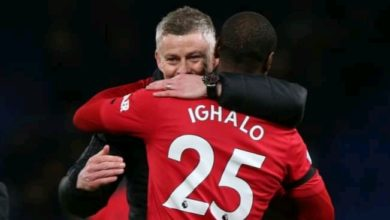 Photo of 'We Are Still In Negotiations' – Solskjaer Gives Update On Ighalo's Man United Future