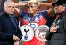 Photo of Victor Osimhen Will Only Join Tottenham If Harry Kane Joins Man United – Agent CONFIRMS