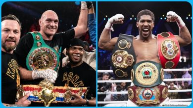 Photo of Tyson Fury And Anthony Joshua Begin Talks Over Big-money Heavyweight Title Fight!