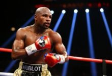 Photo of 'I'm Finished With Boxing': Floyd Mayweather Denies Retirement Comeback Plans!