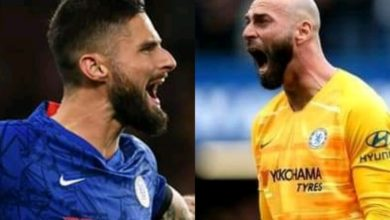 Photo of BREAKING! Olivier Giroud And Willy Caballero Signs Contract Extension With Chelsea