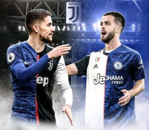 Jorginho Juventus