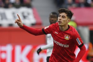 Havertz Liverpool