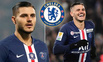 Photo of Huge Boost For Chelsea As Inter Milan Reject £54m PSG Bid For Mauro Icardi