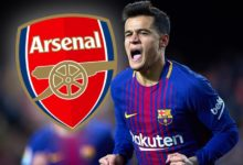 Photo of Arsenal Open Talks For Phillippe Coutinho Transfer