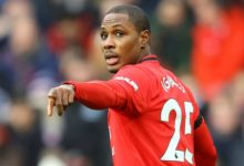 Photo of Manchester United Set To Lose Odion Ighalo As Shanghai Shenhua Reject New Offer