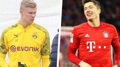 """Photo of """"Don't Compare Lewandowski And Haaland"""" – Bayern Munich Coach Hansi Flick"""