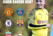 Photo of 'He Might End Up Like Jovic' – Sancho Advised Not To Rush Man United Or Liverpool Move