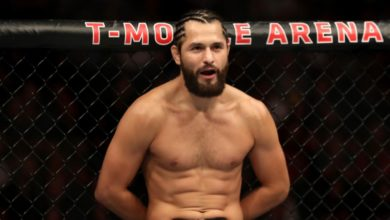 Jorge Masvidal Net Worth