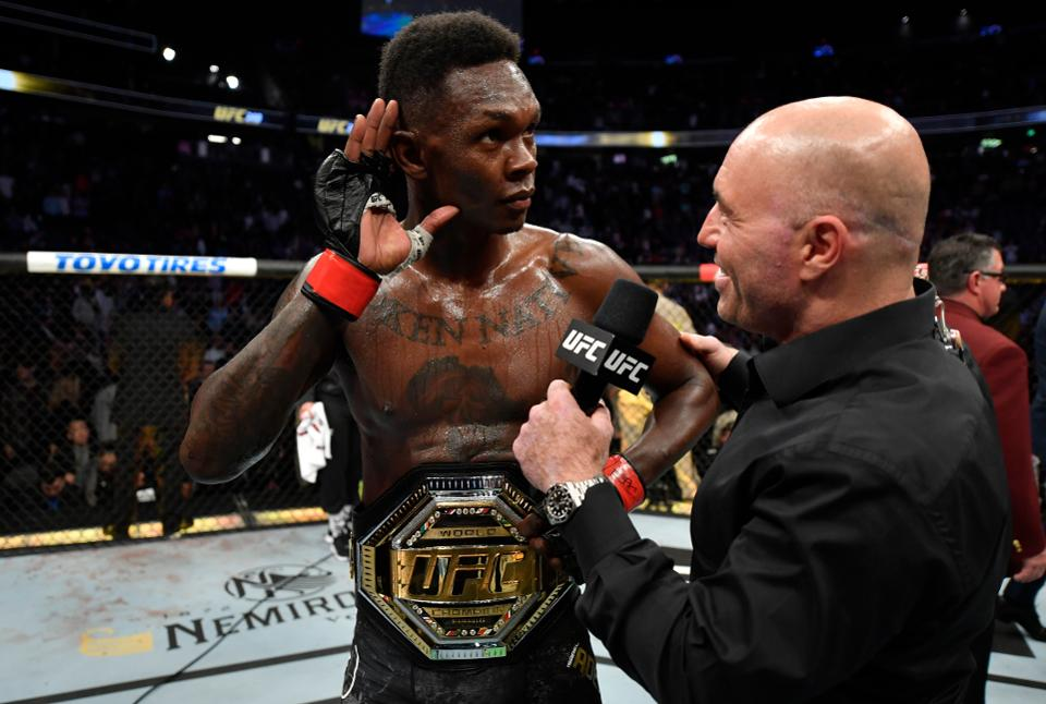 Israel Adesanya Net Worth