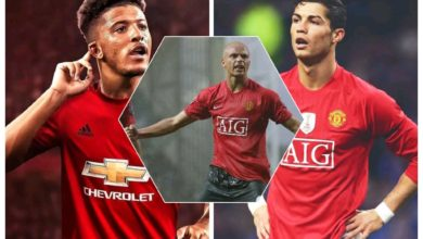 Photo of 'He Makes Game Easier For Everyone' Jadon Sancho Compared To Cristiano Ronaldo
