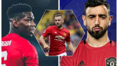 Photo of 'Pogba And Bruno Fernandes Are The Best In England' – Luke Shaw