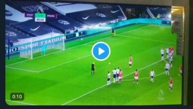 Photo of GOALLL Bruno Fernandes Scores AGAIN, Tottenham 1-1 Manchester United (VIDEO)