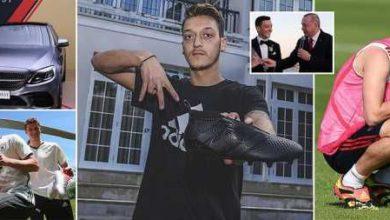 Photo of Arsenal Star Mesut Ozil Is DUMPED By Adidas, End £22m Sponsorship Deal